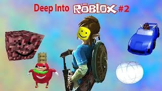 The Legend Of Zelda Breath Of The Oof - Deep Into Roblox #2.