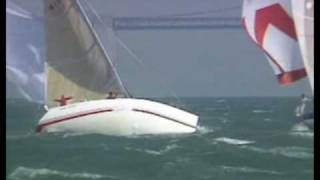 Sailing in Heavy Weather - wiping out and getting into trouble