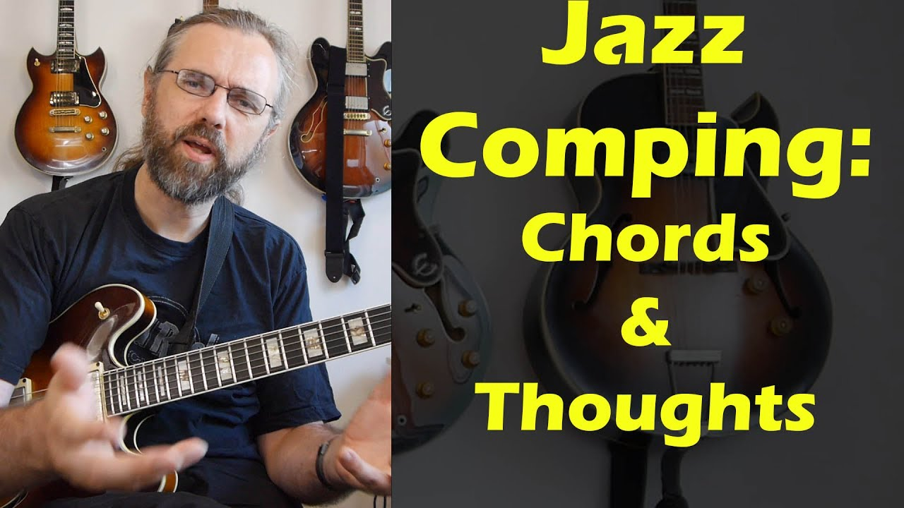 Jazz Comping Jazz Chords And Approaches Just Friends Jazz