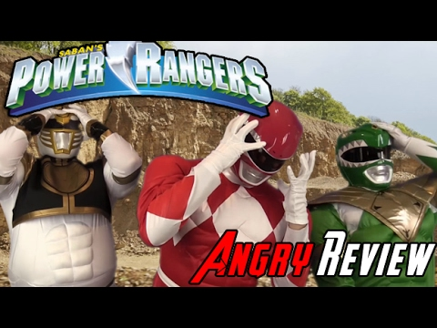 Power Rangers Mega Battle Angry Review