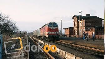 Endstation - Ich kaufe mir einen Bahnhof | Doku