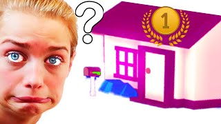 WHOEVER BUILDS BEST FAMILY HOUSE WINS in Roblox Gaming w/ The Norris Nuts