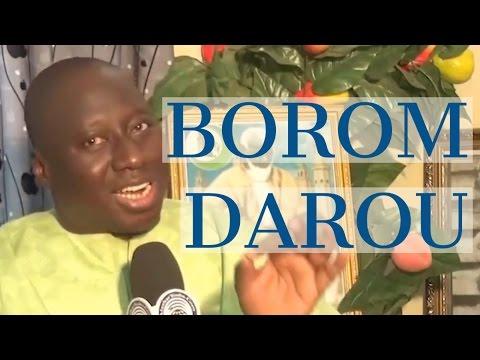 Diganté Serigne Touba Ak Borom Darou (Par S. Ganna Messere) - TOUBATV