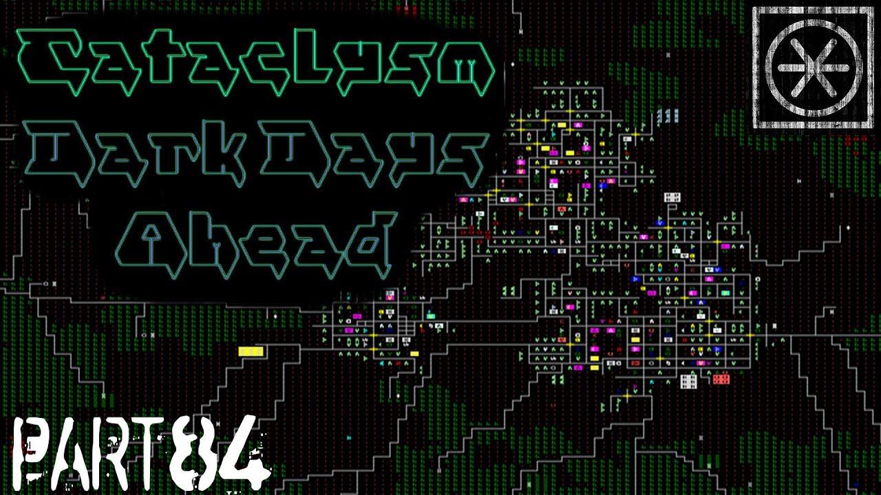 Cataclysm Dark Days Ahead #84 RV Kitchen Unit!
