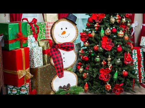 DIY Reversible Snowman - Home & Family