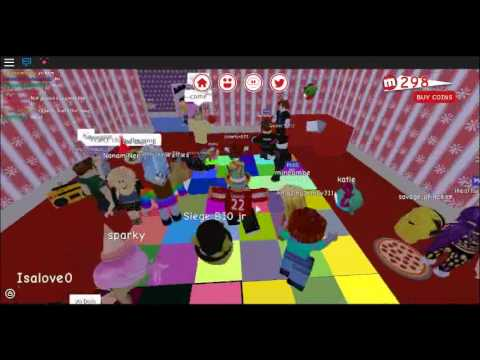 Roblox - Meep City - Exploring the Party Feature