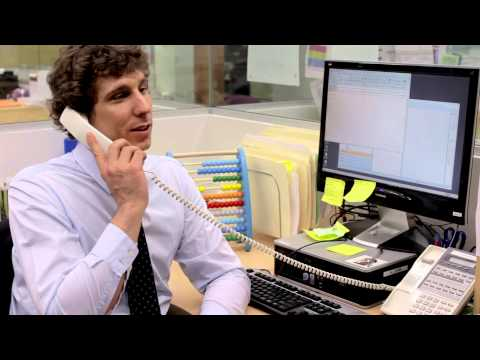 Teh Sketch Show: Accounting Recruitment Campaign