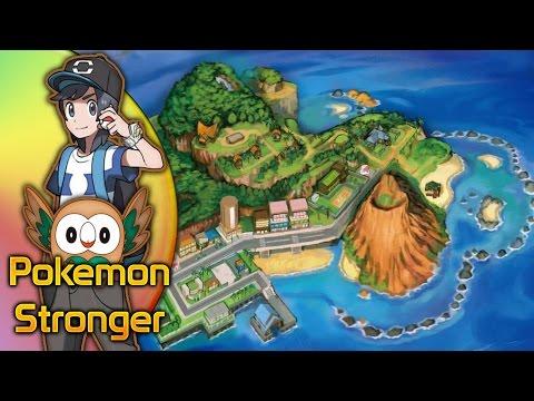 Pokémon Stronger Ep.01 - LA NUEVA REGIÓN DE LOTTO Y INICIALES DE ALOLA