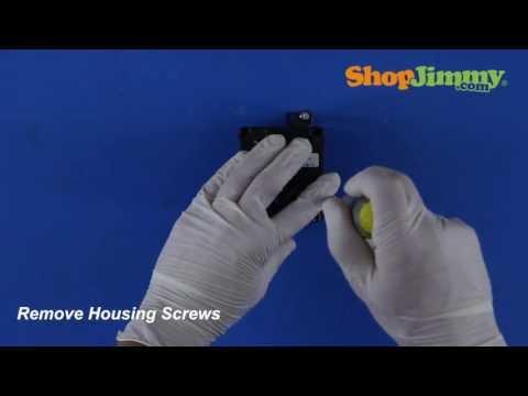 JVC TS-CL110UAA DIY Bulb Replacement Guide for DLP TV Repair