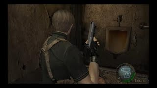 I Really Hate Jump Scares: Resident Evil 4