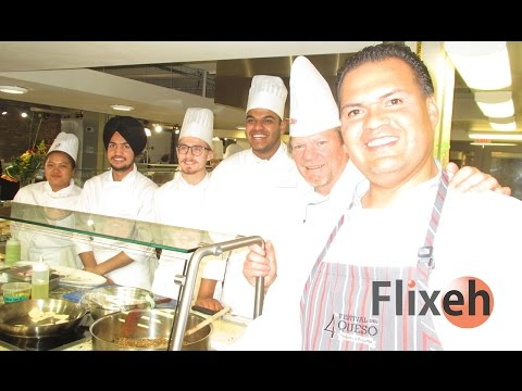 Culinary Networking reception with Chef Luis Barocio
