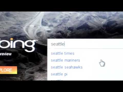 Bing A better way to search from Microsoft