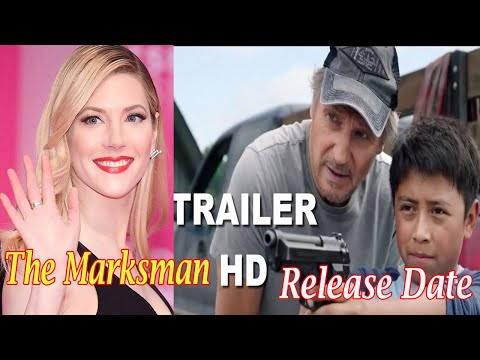 The Marksman trailer (2021) Release Date, Cast, Age, Cast Real Name, Cast and Plot !