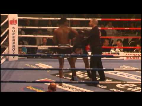 Ahmet Calik vs Evert Manga | Muay Thai