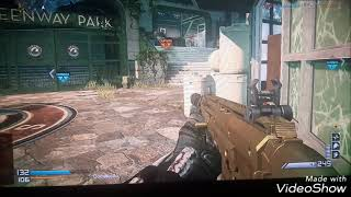 Call Of Duty Ghosts_- KEM STRIKE  Marverick