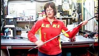 Anatomy Of Your LEKI Poles