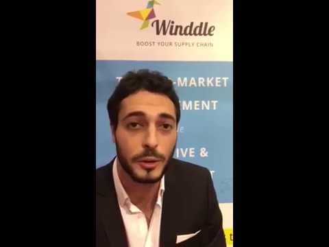 Winddle sur Supply Chain Event 2017