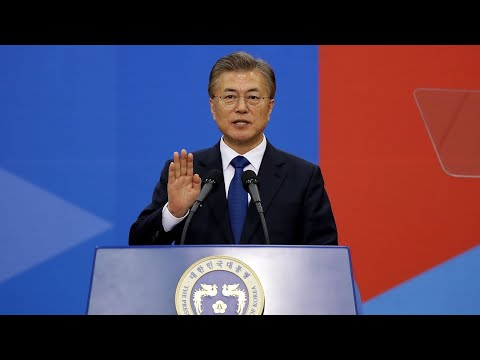Moon Jae-In To Meet With North Korean Leader In The DMZ