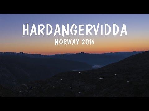 Backpacking in Norway | Hardangervidda