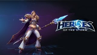 THE COLD SHOULDER | Heroes of the Storm with Jesse Cox and Sinvicta