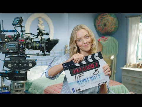 MAMMA MIA! 2 Here We Go Again Trailer + Behind The Scenes First Look