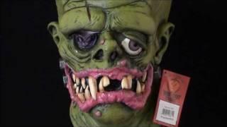 Franken Fink Mask - HalloweenAsylum.com