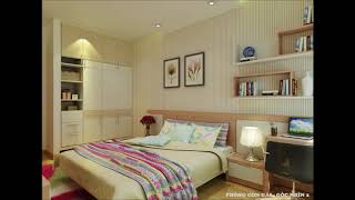 Xu hướng thiết kế nội thất Hải Phòng cho phòng ngủ của trẻ