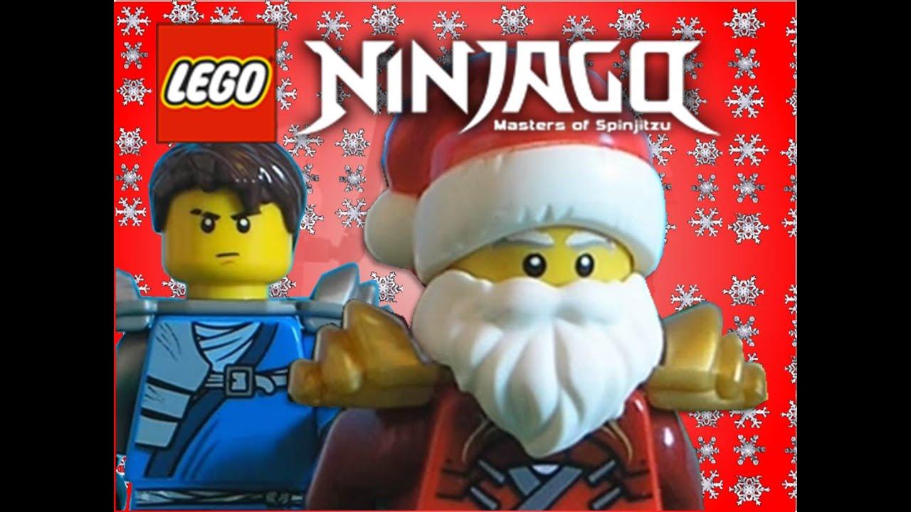 lego ninjago christmas special derek3020 39 s advent. Black Bedroom Furniture Sets. Home Design Ideas