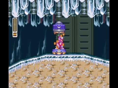 Megaman Z 2.0 SNES HD