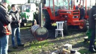 Old farm machinery , Dorsdag Bladel 2012