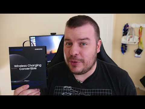 Galaxy Note 8 128GB SD and Convertible Wireless Charger REVIEW