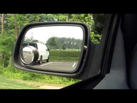 Proper Mirror Adjustment