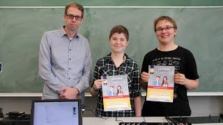 Rotary-Sonderpreis Technik ging an zwei JSG-Schüler