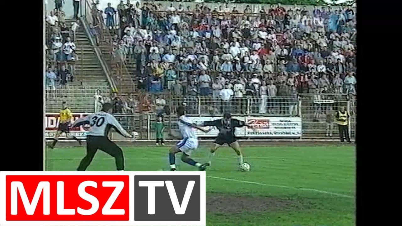 Békéscsaba-Videoton | 1-0 | 2003. 05. 17 | MLSZ TV Archív