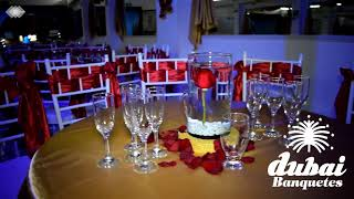 QUINCEAÑERA PARTY -THEME BEAUTY AND THE BEAST -BANQUETES DUBAI