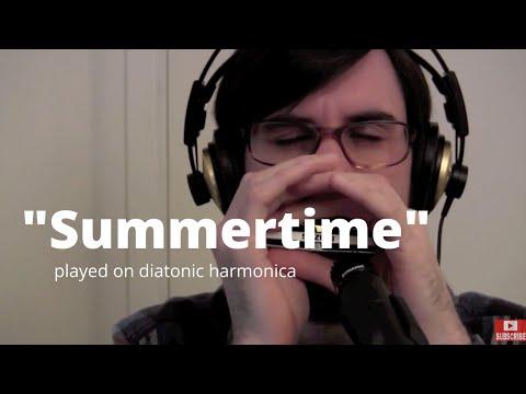 SUZUKI Promaster MR350 - Summertime played by Filip Jers