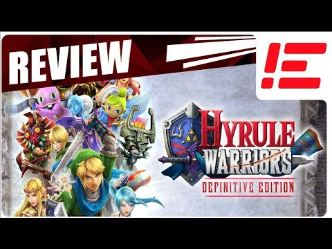 Hyrule Warriors Definitive Edition Review For Nintendo Switch Nintendo Enthusiast