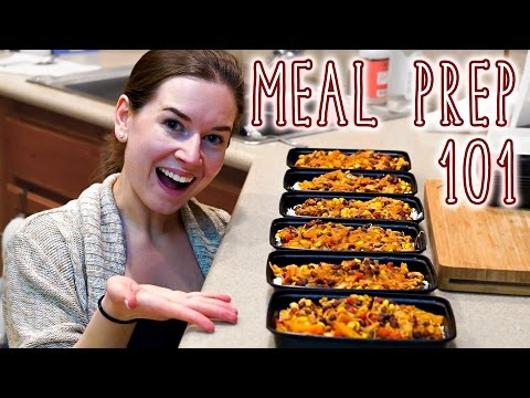 Meal Prep 101 �� How to Meal Prep for Beginners, for Weight Loss, Muscle Gain & on a Budget!