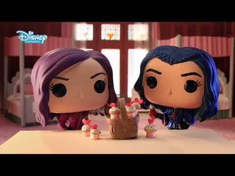 Disney FUNKO POP: Os Descendentes 2 - Série Completa