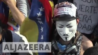 Venezuela: Vigil held in Caracas to mourn deaths of protesters