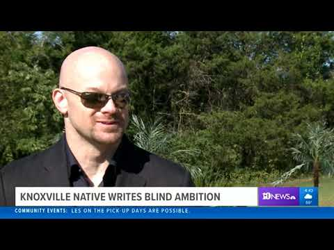 Thumbnail of video titled: Motivational Speaker & Author Chad E Foster W/NBC Blind Ambition: How To Go From Victim To Visionary