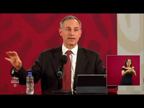 Conferencia de Prensa: #COVID19   4 de mayo de 2020 #UnidosSaldremosAdelante