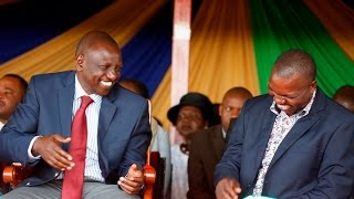 You're boxing the wrong guy, Ruto tells Raila