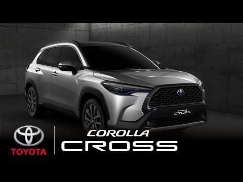 TOYOTA COROLLA CROSS | Overview of Functional Benefit | Toyota