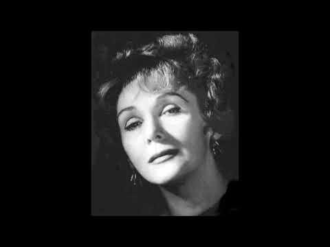Dame Elisabeth Schwarzkopf's Magical Voice