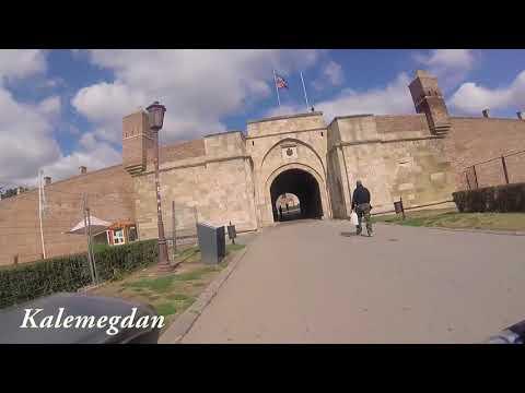 Kalemegdan tvrdjava Beograd Srbija - Kalemegdan fortress belgrade serbia