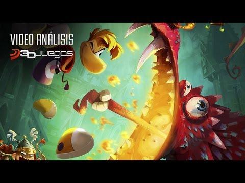 Rayman Legends - Vídeo Análisis 3DJuegos