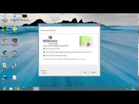 Como descargar utorrent ultima version 3.4 2014