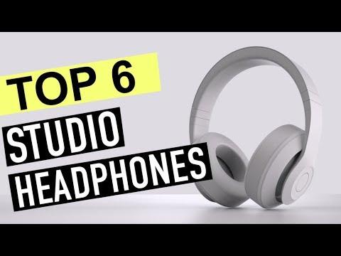BEST 6: Studio Headphones