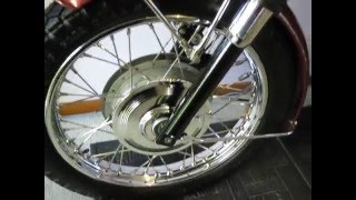 Triumph 1970 Bonnie